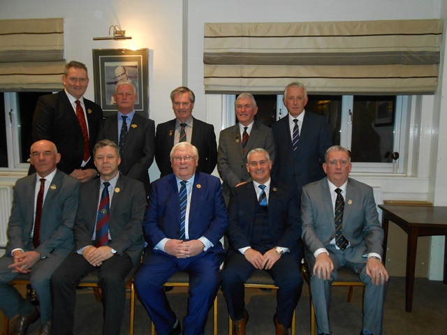President and member club Captains