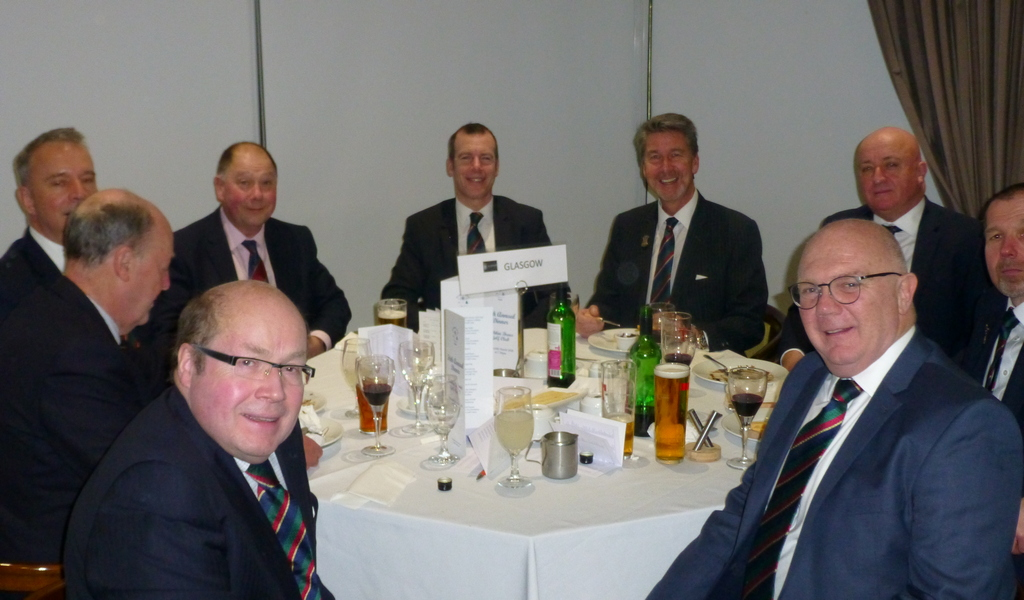 Glasgow GC table