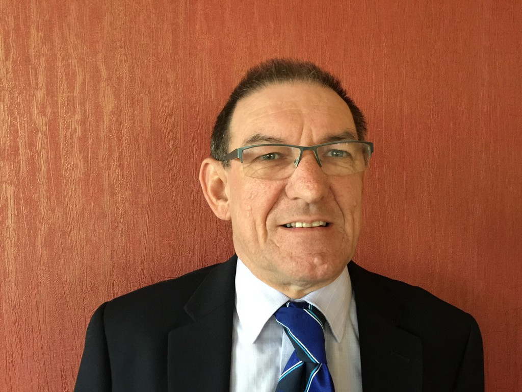 Exec member - Andy Young