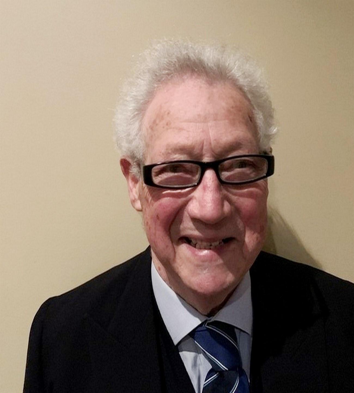 Hon President - Gordon Cosh
